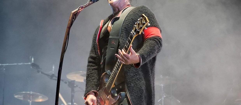 Kup sprzęt muzyczny od gitarzysty Rammsteina