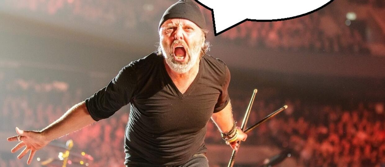 Lars Ulrich musiał sprzedać kolekcję płyt, by nakarmić Metallikę