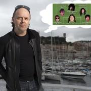 Lars Ulrich stworzył muzyczną drużynę piłkarską