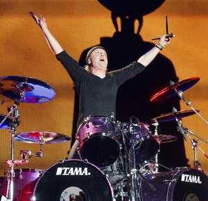 Lars Ulrich wskazał swoich 15 ulubionych rockowych i metalowych płyt