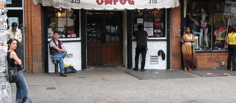 Legendarny punkowy klub CBGB powróci jako... restauracja