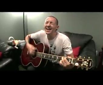 Linkin Park pokazał, jak Bennington rozśmieszał zespół przed koncertem