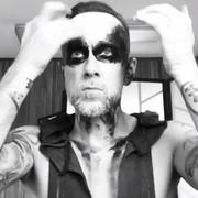 Makeupowy tutorial Nergala z Behemotha