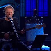 """Marek z """"M jak miłość"""" wcielił się w Stinga w programie """"Twoja twarz brzmi znajomo"""""""