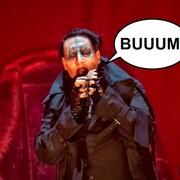 Marilyn Manson: Chcę, by na moim pogrzebie wybuchł dynamit i zabił wszystkich