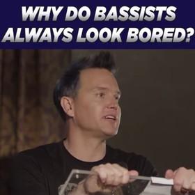 Dlaczego basiści są nudni?