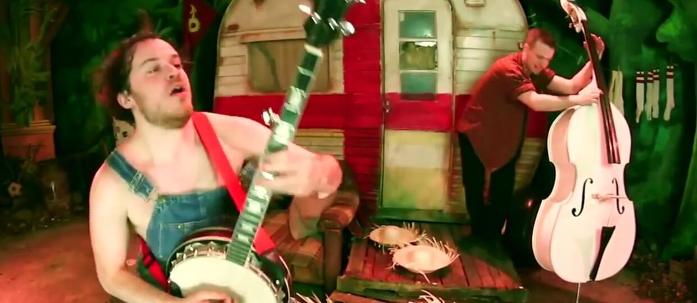 """""""Master of Puppets"""" na banjo"""