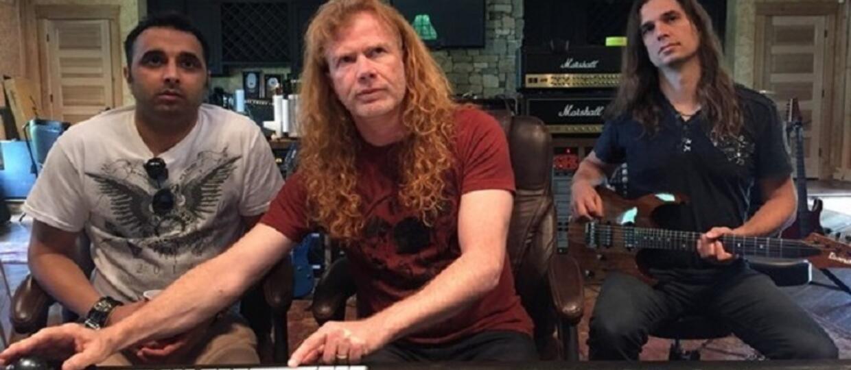 Megadeth zaprosił fana do studia za 5 500 dolarów