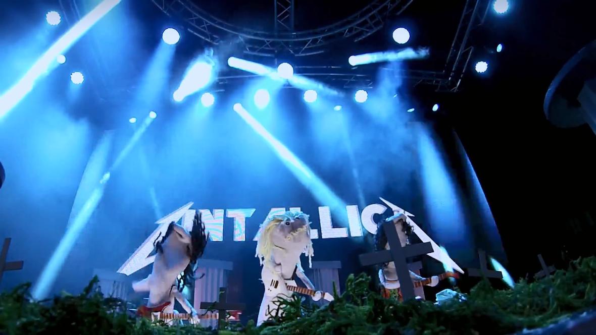 Metallica i jej wełniane oblicze