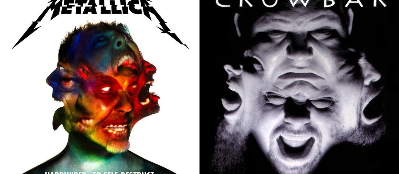 """Metallica ukradła pomysł na okładkę """"Hardwired…To Self-Destruct""""?"""