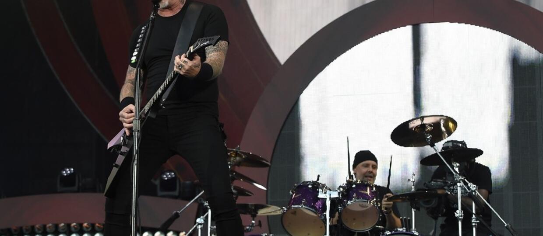 Metallica wystąpi na otwarciu Stadionu Śląskiego?