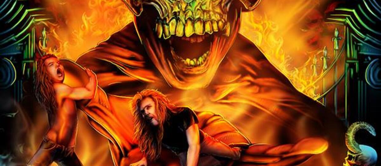 Metallica z komiksową biografią