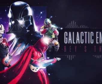 Star Wars w metalowym coverze Galactic Empire