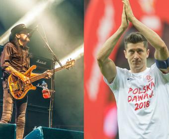 Motörhead sprzedaje koszulki z okazji piłkarskich mistrzostw świata w Rosji. Jest też t-shirt dla polskich kibiców