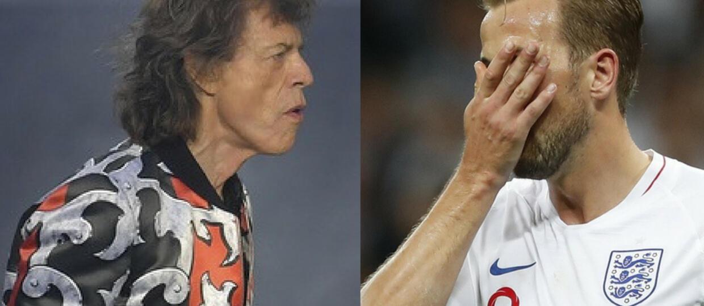 MŚ 2018: Anglia przegrała półfinał mundialu przez Micka Jaggera?