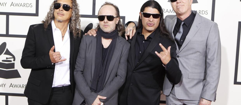 Muzycy Metalliki jako modele luksusowej marki odzieżowej