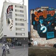 Najciekawsze muzyczne murale w Polsce