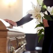 Muzyka na pogrzebie