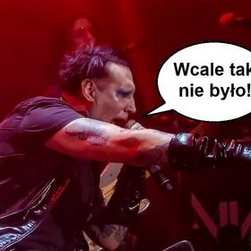 Najdziwniejsze plotki na temat Marilyna Mansona