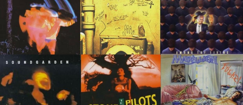 Najgorsze okładki świetnych albumów muzycznych