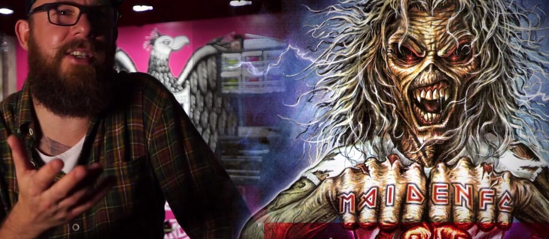 Najsłynniejsze metalowe maskotki według wokalisty In Flames