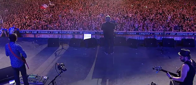Najważniejszy moment w historii Pol'And'Rock Festivalu [WYNIKI SONDY]