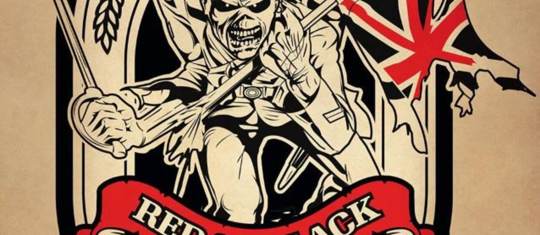 Napij się piwa Trooper Red 'N' Black od Iron Maiden