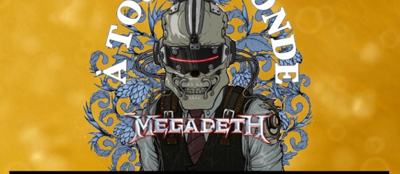Napij się piwa zespołu Megadeth