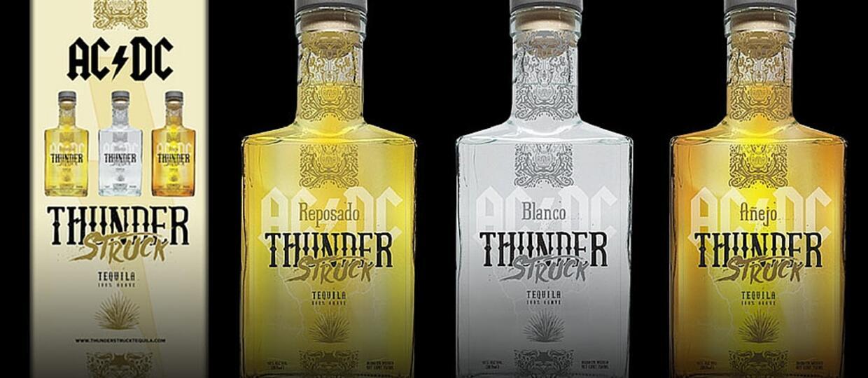 Napij się Thunderstruck Tequili od AC/DC
