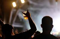 Alkohol na koncertach