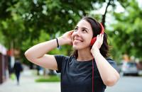 Słuchanie muzyki