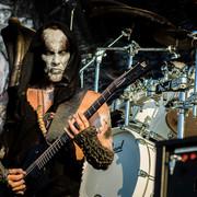 Nergal z grupy Behemoth