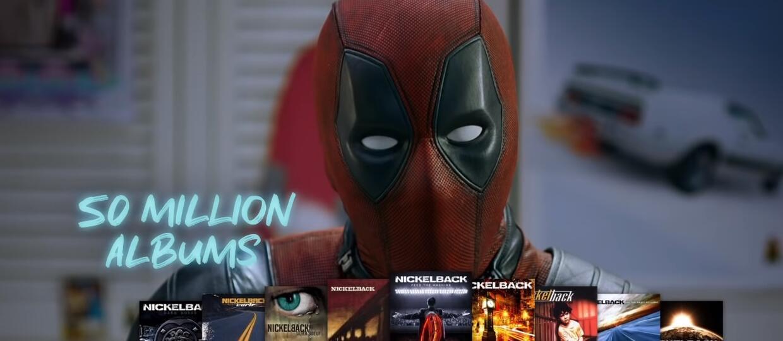 """Nickelback zareagował na docinki ze strony zwiastuna """"Once Upon a Deadpool"""""""