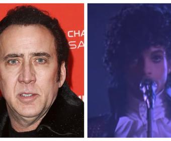 Nicolas Cage/ Prince