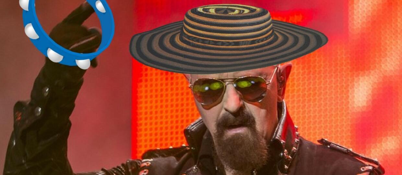 """Ognisty cover """"Painkiller"""" Judas Priest w wersji flamenco"""
