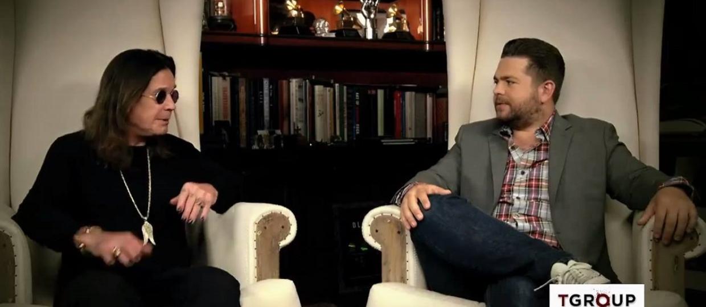 Ozzy i Jack Osbournowie w trailerze nowego show