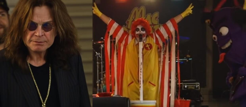 Ozzy Osbourne i Mac Sabbath
