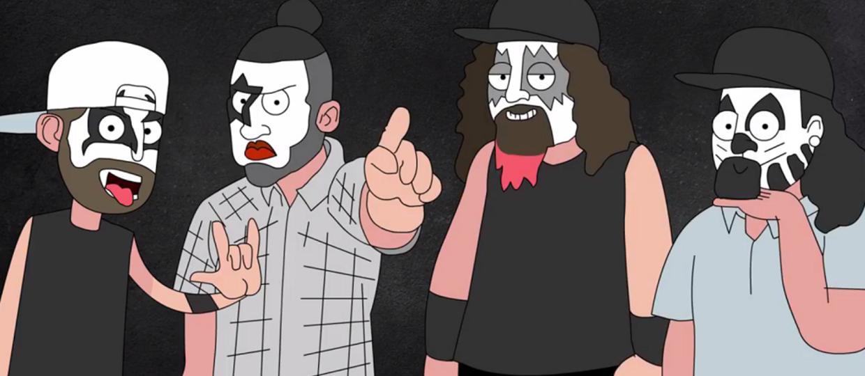 Pantera podpaliła wielki kołtun włosów fanów na koncercie Kiss