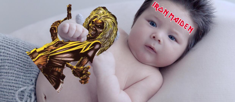 Para z Boliwii nazwała swoje dziecko Iron Maiden