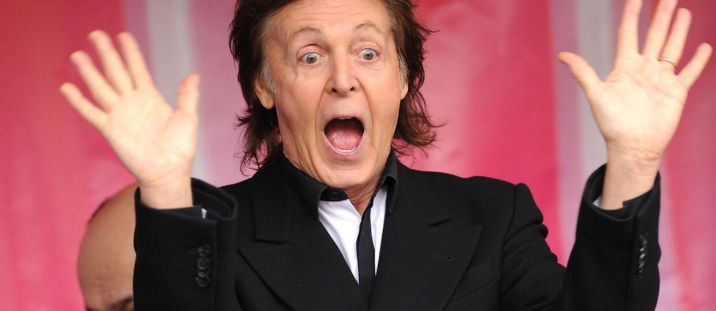 Paul McCartney: Masturbowałem się wspólnie z Johnem Lennonem