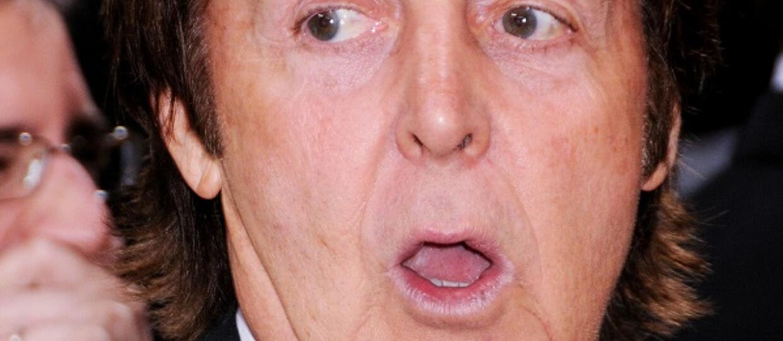 Paul McCartney nie został wpuszczony na imprezę po Grammy 2016