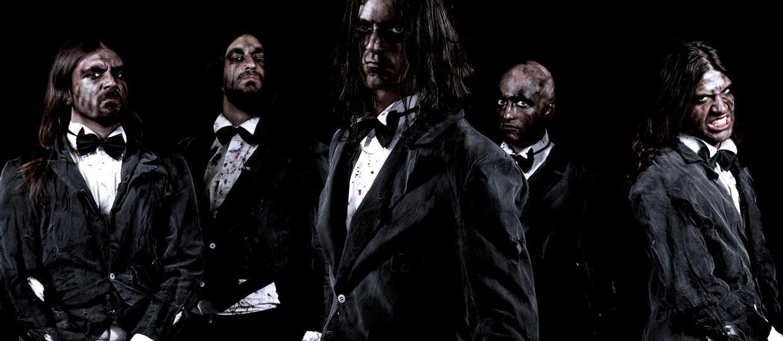 Perkusista Fleshgod Apocalypse zwymiotował w trakcie koncertu. Nie przestał grać