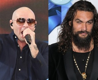 """Pitbull scoverował Toto """"Africa"""" na potrzeby """"Aquamana"""""""