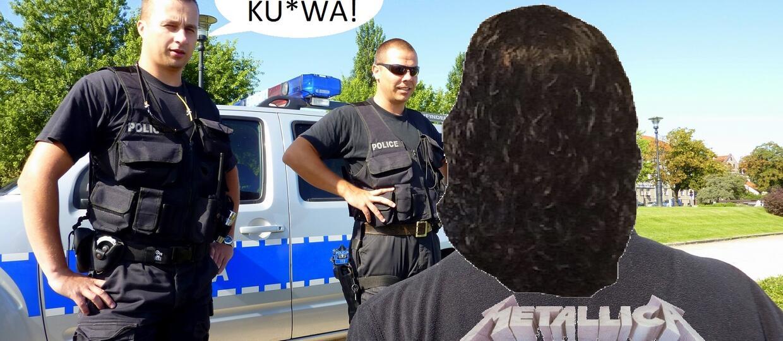 Policja przyjechała na metalową domówkę... i kazała grać dalej