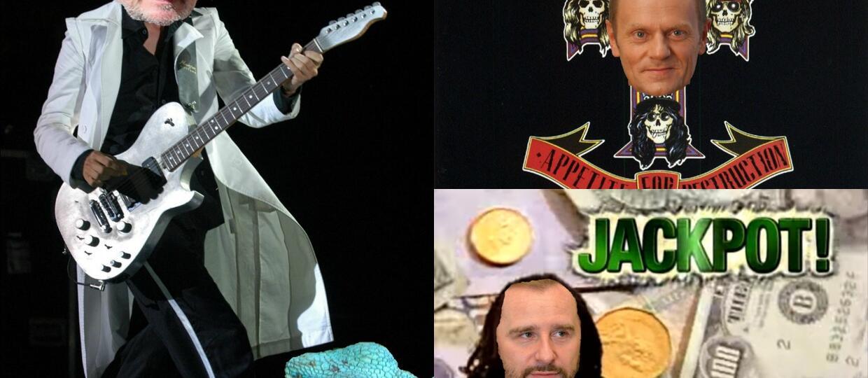 Polscy politycy jako muzycy rockowi i metalowi