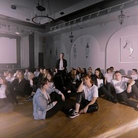 Uczniowie wykonali polskie piosenki