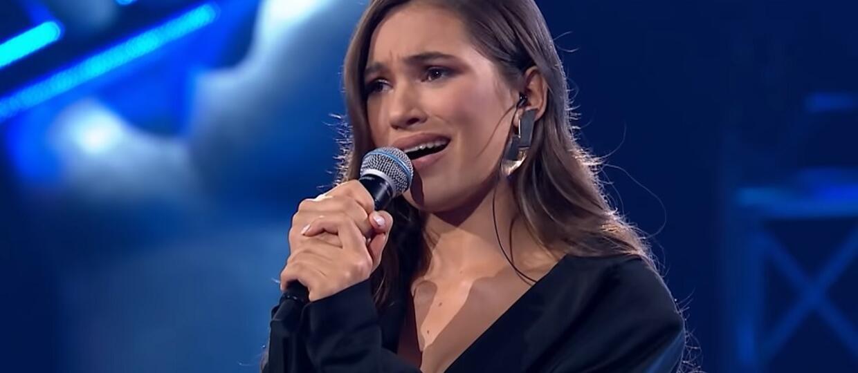 Uczestniczka Voice of Poland