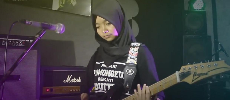 Posłuchaj zespołu stworzonego przez muzułmańskie nastolatki z Indonezji