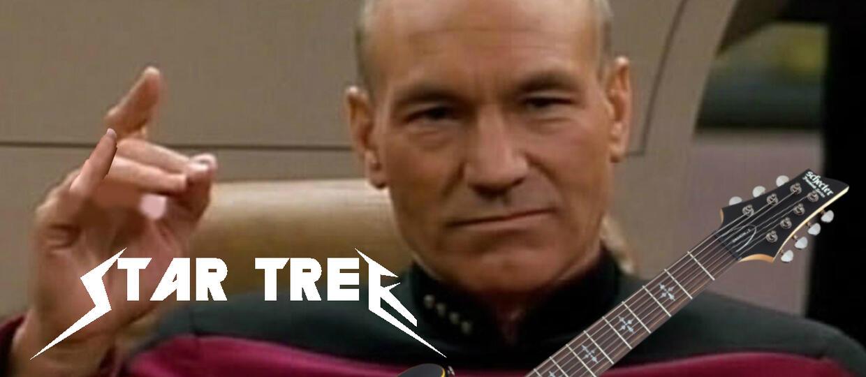 """Posłuchajcie muzyki ze """"Star Treka"""" na metalowo"""