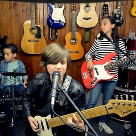Foo Fighters w wersji dzieci